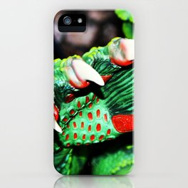 The Creature's Claw iPhone Case