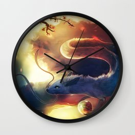 Dreams Don't Turn To Dust Wall Clock