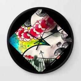 HulaLounge Wall Clock