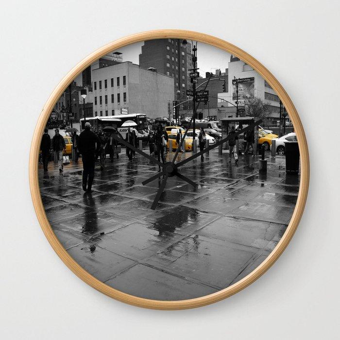 Penn Station Wall Clock