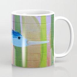 Concrete Oasis IV Coffee Mug