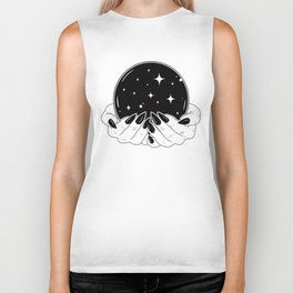 Crystal Ball Biker Tank
