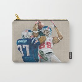The Catch - Colored Pencil Sports Carry-All Pouch
