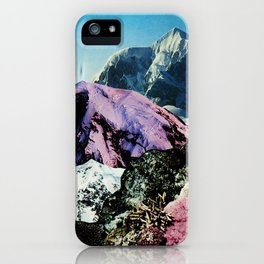 Candy Mountains iPhone Case