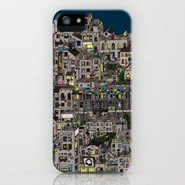 London Favela iPhone Case