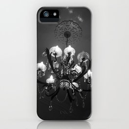 Lit up in excess iPhone Case