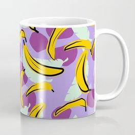 Bananas and Eggplants Coffee Mug