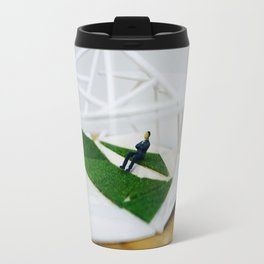 Nature and the human environment Travel Mug