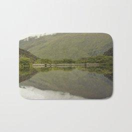 Reflections from Diamond Lake Bath Mat
