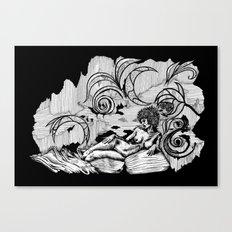 Psichodelia Canvas Print