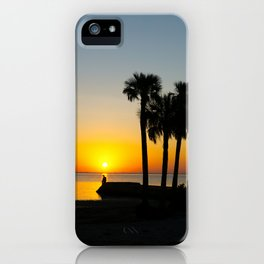 Morning Contemplations iPhone Case