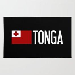 Tonga: Tongan Flag & Tonga Rug
