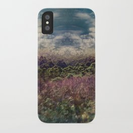 Forest Island iPhone Case