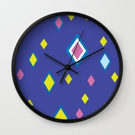 Deckard's Blanket Wall Clock