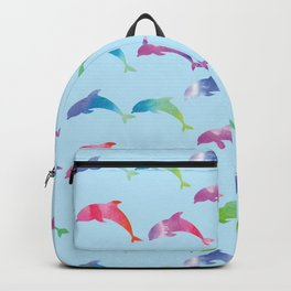 Dolphins Backpack
