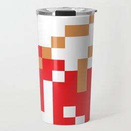 8-bit Cherry Travel Mug