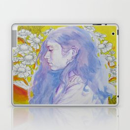 Purple Daze Laptop & iPad Skin