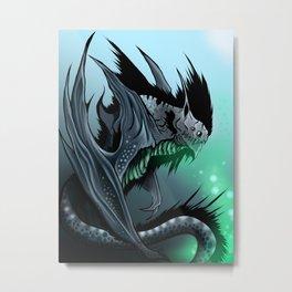 Strange beast: Battyrna Metal Print