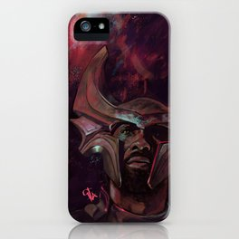 The eyes of Asgard  iPhone Case