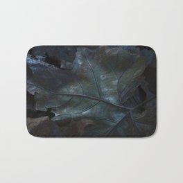 Leaves of Blue Bath Mat