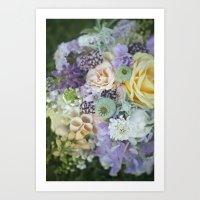 Springtime Pastels Art Print