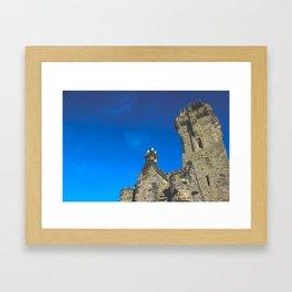 William Wallace Memorial Framed Art Print