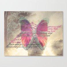 Art = .... Canvas Print