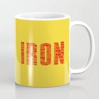 ironman Mugs featuring IRONman  by Rachcox