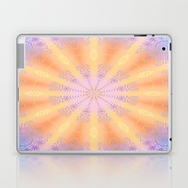 Let the Sun Shine Mandala Laptop & iPad Skin
