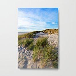 Magic Danish Coast Metal Print