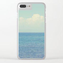 Vitamin Sea Ombre Clear iPhone Case