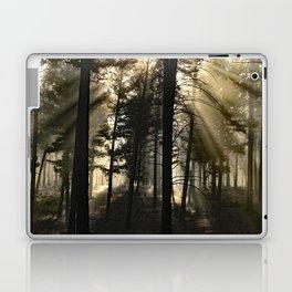 Woodland Sunrise Laptop & iPad Skin