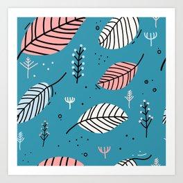 Secret Garden 2 Art Print