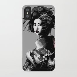 Geisha iPhone Case