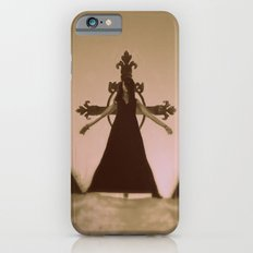 damned girl iPhone 6 Slim Case