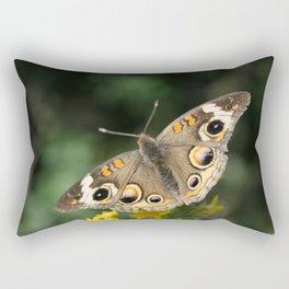 Common Buckeye Rectangular Pillow