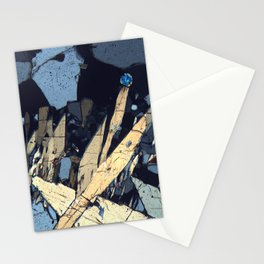 Graphic minerals Stationery Cards