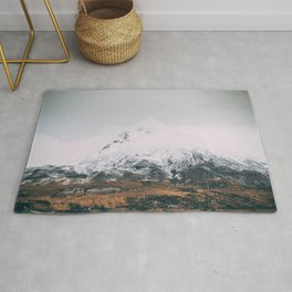 Mount Errigal - Ireland Print (RR 257) Rug