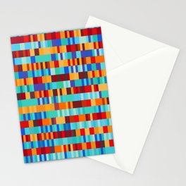 Bach Invention (Fire and Iceberg Colours) Stationery Cards
