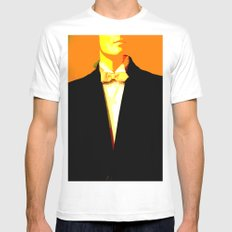 Cotton Club Jay G Mens Fitted Tee White SMALL