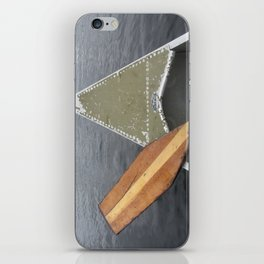 USA - MINNESOTA - Canoe ride iPhone Skin