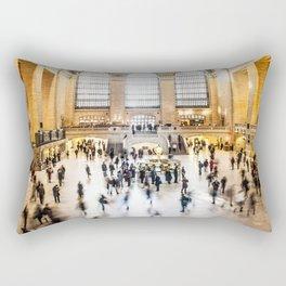 Grand Central Station New York City Rectangular Pillow