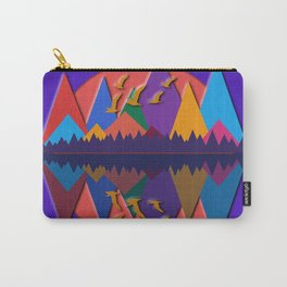 Mountain Scene #8 Carry-All Pouch