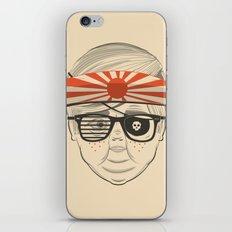 The Kid iPhone & iPod Skin