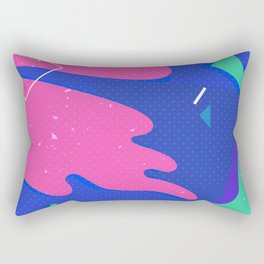 Abstract Art Rectangular Pillow