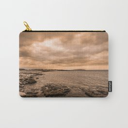 Sea Sky & Stone Carry-All Pouch