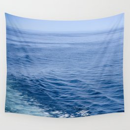 She Fell in Love on the Vast Wild Sea Wall Tapestry