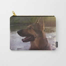 German Shepard - Hiro Carry-All Pouch