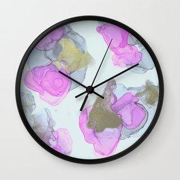 S E L F C A R E Wall Clock