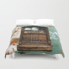 window Duvet Cover